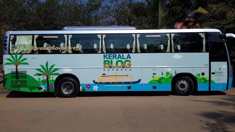 Kerala Blog Express Bus