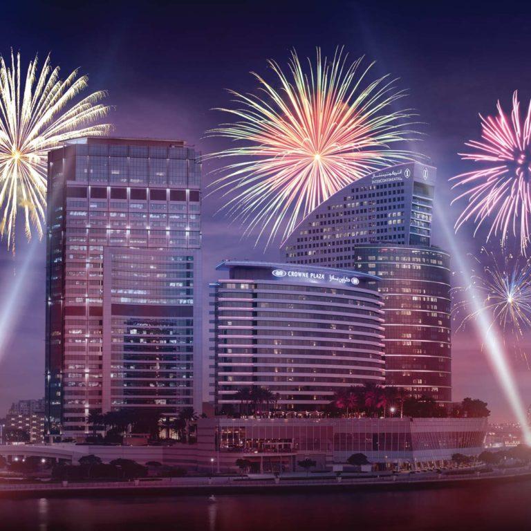 InterContinental Hotels Dubai Festival City