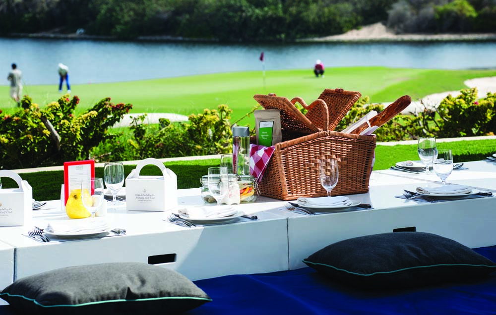 Al Badia Golf Club Picnic Brunch